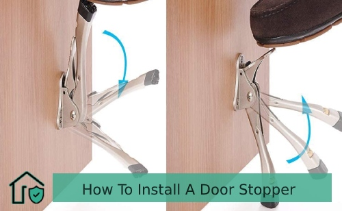 How To Install A Door Stopper