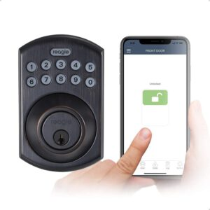 Reagle Homekit Smart Lock, Bluetooth Keypad Deadbolt