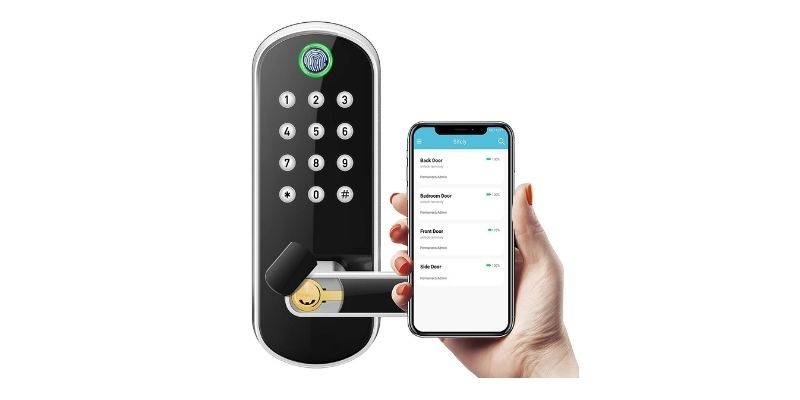 Ultimate Guide to Buying the Best Bluetooth Door Locks