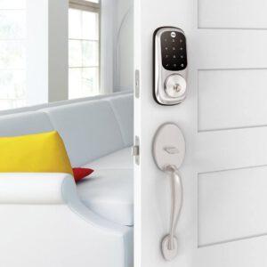 Yale Assure Bluetooth Deadbolt Lock Touchscreen - Works with HomeKit, Amazon Alexa, Google Assistant