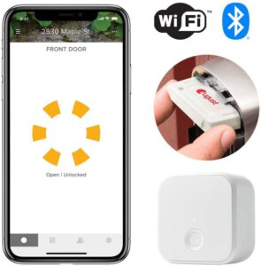 Yale Assure Lock Touchscreen with Wi-Fi and Bluetooth Deadbolt - Works with Google Home & Google Assistant