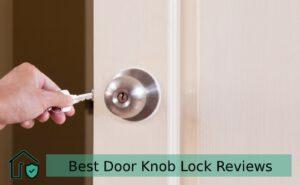 Best Door Knob Lock