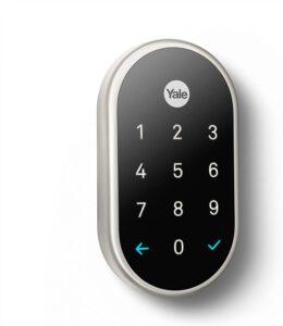 Google Home Smart Lock
