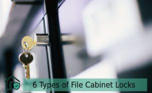 Types of File Cabinet Locks