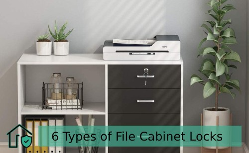 6 Types of File Cabinet Locks