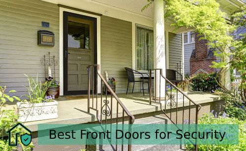 Best Front Doors for Security