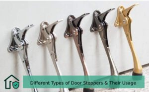 Different Types of Door Stoppers