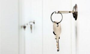 Plunger Cabinet lock