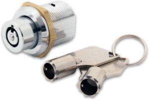 Plunger Tubular Push Lock