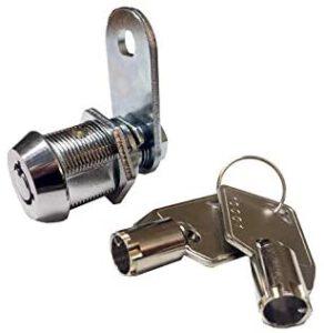 Tubular Cylinder Lock - Tubular Cylinder lock for file cabinet