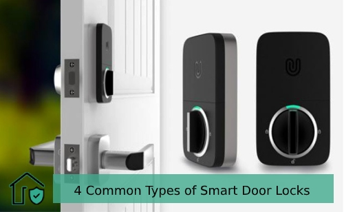 Types of Smart Door Locks