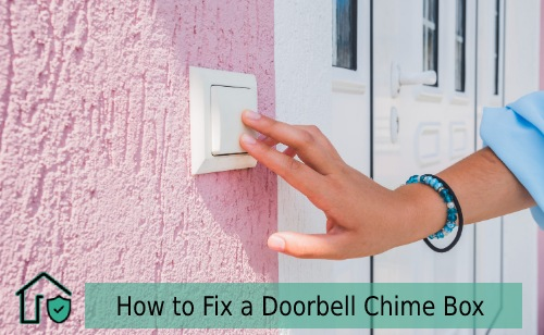 How to Fix a Doorbell Chime Box