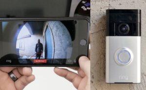 How does Ring Video Doorbell work