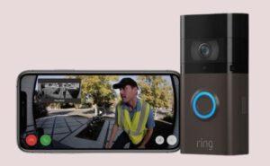 Ring Video doorbell Screen Recording