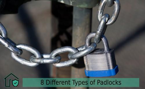 8 Different Types of Padlocks