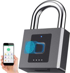 Smart padlock - Fingerprint Padlock