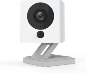 Wyze Cam v2 1080p HD Indoor WiFi Smart Home Camera - Works with Alexa & Google Assistant- Best Smart Home Security Camera