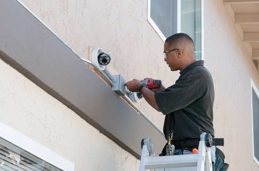 What do I need to Install Security Cameras, How to install security camera