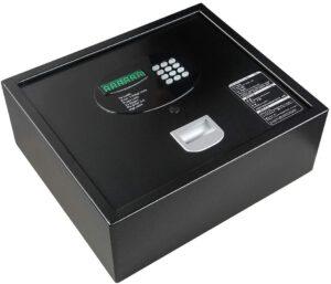 INVIE Drawer Safe with Key Electronic Digital Safe Box