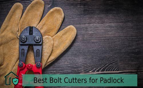 best bolt cutters for padlocks