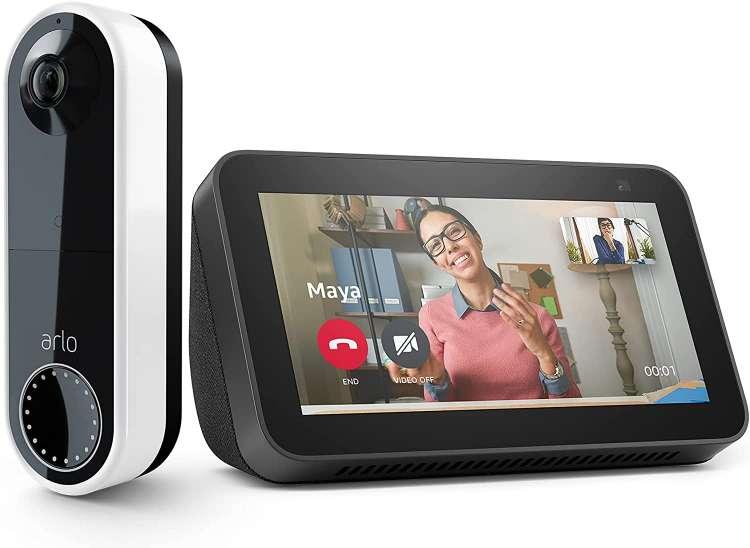 Arlo video doorbell - best wireless video doorbell