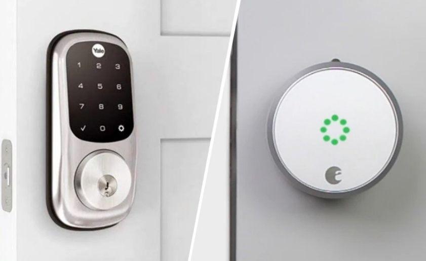 August pro smart lock vs yale smart lock
