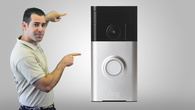 How to Install Ring Doorbell Without an Existing Doorbell