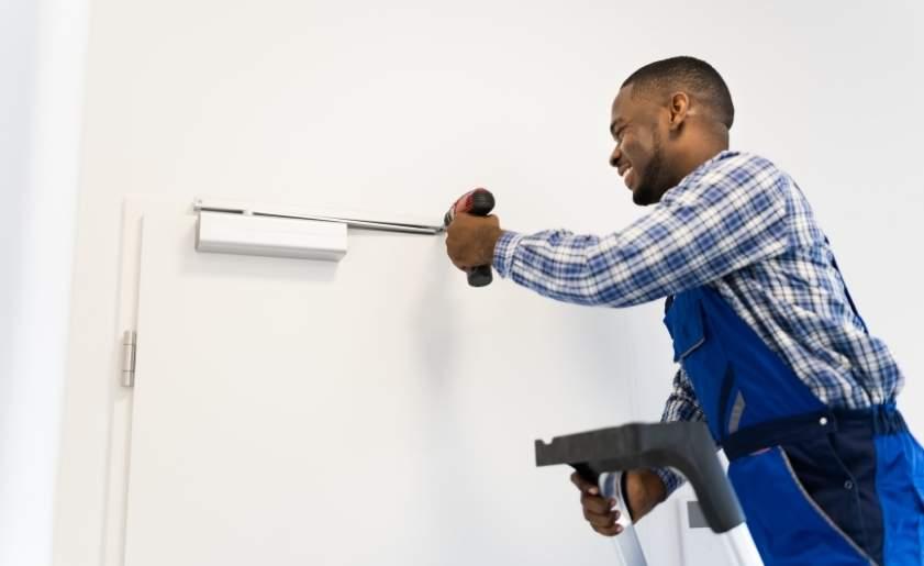 How to Install Door Closer
