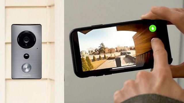 Ring Video Doorbell VS Arlo Video Doorbell - wireless video doorbell