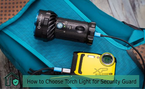 How to Choose Torch Light for Security Guard
